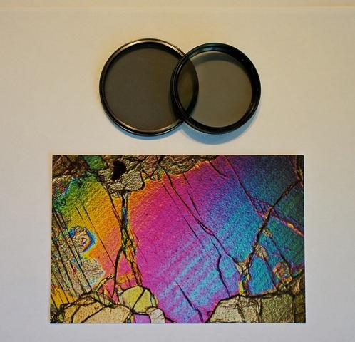 поляризация, поляризационная микроскопия
